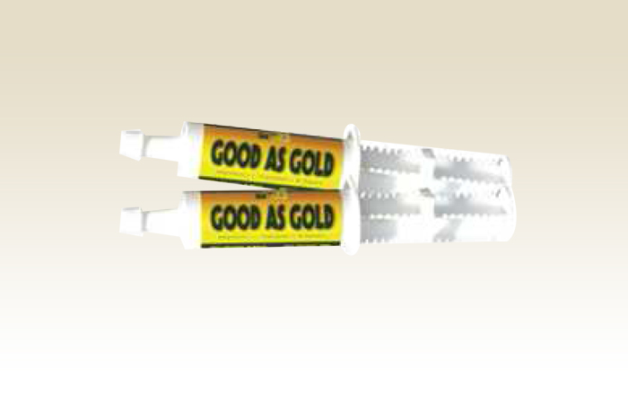 Good as Gold Paste