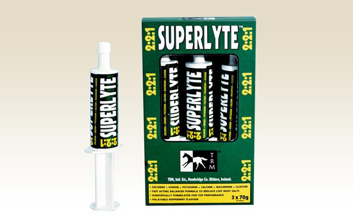 Superlyte Syringe